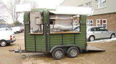 horsebox trailer conversion - Google Search