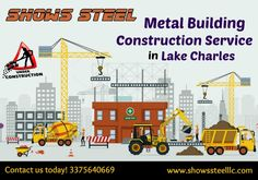 Steel Building Construction Company in Lake Charles