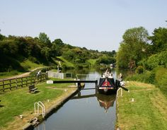 Kennet & Avon Canal at Hungerford Common. Its a great walking spot and you can go for miles along the towpaths, barely meeting a soul.