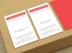 35 Simple And Progressive Business Card Designs For Inspiration