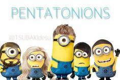 Two of my favorite things: PTX and minions