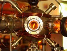 A magneto-optical trap for rubidium atoms