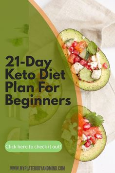 Easy to follow Ketogenic diet for beginners who want to lose weight. Here you have a 21 day menu that is simple and budge friendly with mouth watering recipes. Made especially for women who are looking to get healthier and lose weight with the keto diet. This meal plan has everything you are looking for. #keto #mealplan #mealprep #ketogenic diet #lowcarb Clean Eating Plans, Clean Eating Recipes, High Sugar Fruits, Get Into Ketosis Fast, Ketogenic Diet For Beginners, Weight Loss Meal Plan, Keto Meal Plan, Low Carb Diet, Diet Plans
