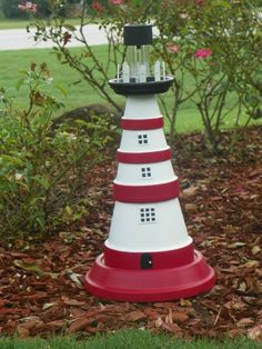 Red Solar LIghthouse ~AntiBarbi