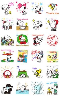 Snoopy and snow, the perfect combination! Enter the wonderful winter world of Snoopy with this pop-up sticker set. Bring this fun full screen beagle to your chats today! Peanuts Cartoon, Peanuts Snoopy, Cartoon Stickers, Cute Stickers, Printable Stickers, Planner Stickers, Snoopy Tattoo, Snoopy Images, Walt Disney
