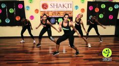 Zumba, I'm Into You | good warm-up or cooldown, slightly more complex footwork