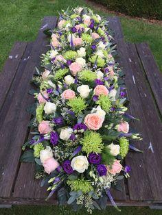 Funeral Flower Arrangements, Funeral Flowers, Cemetery Flowers, Sympathy Flowers, Centre Pieces, Saddles, Wedding Centerpieces, Floral Wreath, Wreaths