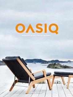 Oasiq Gartenmöbel, Außenmöbel, Möbeldesign, Sonnenliege, Liegestühle,  Volleyball, Innenarchitektur, Einrichten