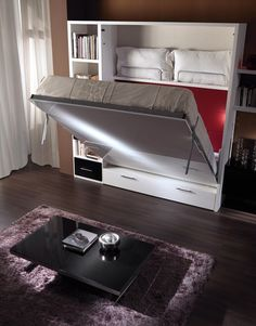 Murphy beds in The Netherlands