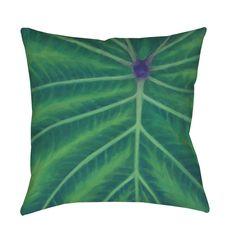 Thumbprintz Kalo Throw Pillow or Floor Pillow (Art by Kimberly Werner) - Overstock™ Shopping - Great Deals on Throw Pillows
