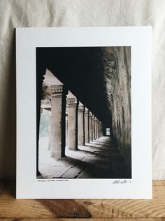 Cambodia in print by @stevenmillsii / [signature print] by @artifactuprsng