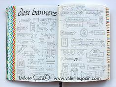 My New Simplified Bullet Journal | Valerie Sjodin