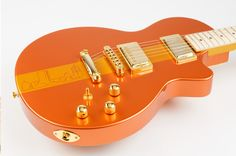 Moniker guitar for TUGG (Technology Underwriting the Greater Good)