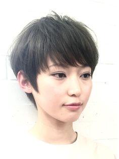 【小顔カット/三畑賢人】30代40代の大人に似合うショートカット - 24時間いつでもWEB予約OK!ヘアスタイル10万点以上掲載!お気に入りの髪型、人気のヘアスタイルを探すならKirei Style[キレイスタイル]で。