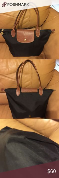 "Long champ Used 12""bag height 14.5"" bag length Longchamp Bags Mini Bags"