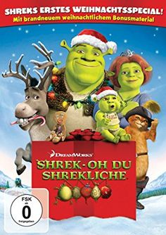 Information page about 'DreamWorks Shrek the Halls' (starring Eddie Murphy, Mike Myers, Cameron Diaz and more) on Canadian Netflix :: from MaFt's New On Netflix Canada Kids Christmas Movies, Xmas Movies, Christmas Movie Night, Christmas Shows, Kid Movies, Family Movies, Disney Movies, Christmas Fun, Holiday Movies