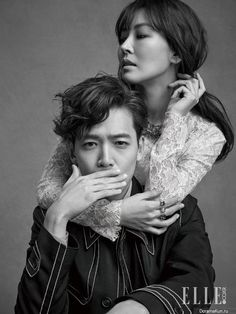 pic+of+yoon+hyun+min | Jung Kyung Ho, Kim So Yeon, Yoon Hyun Min для Elle April 2015 Couple Photos, Couples, Instagram, John Wick, Fictional Characters, Guys, Couple Pics, Fantasy Characters, Couple