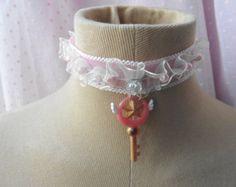 sakura card captor kawaii necklace