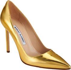 Zapatos de novia Manolo Blahnik 2016: máximo glamour a tus pies Image: 20