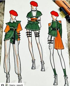 Discover recipes, home ideas, style inspiration and other ideas to try. Fashion Illustration Portfolio, Fashion Design Sketchbook, Fashion Illustration Dresses, Fashion Design Portfolio, Fashion Design Drawings, Fashion Illustrations, Art Sketchbook, Fashion Model Sketch, Fashion Sketches