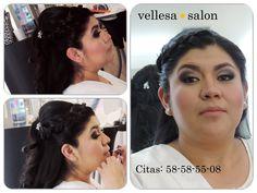 vellesa.salon te asesora en como lucir !   #vellesasalon  #makeup #hair #cortes #peinados #maquillaje