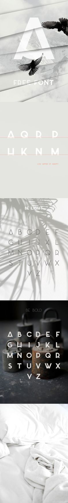 Azedo is a beautiful type that was created by a graphic designer for his own personal logo. He was nice enough to share his finished project with the world. The font comes in two weights, bold and light which is perfect for your own design...