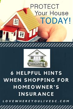 First Time Home Buyer? You'll need a Homeowner's Policy. Check out our latest blog to get answers to some of the most asked insurance questions! http://www.lovewhereyoulivesc.com/blog/homeowners-insurance-101/