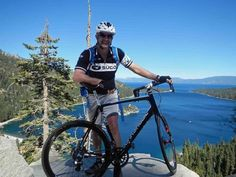 Cycling around Lake Tahoe promises fresh mountain air, peaceful forest trails, and stunning lake views, not to mention heart-palpitating uphills, teeth-rattling downhills, and once off my bike, some microbrews, mountain barbecue, and perhaps some luck at the blackjack tables.