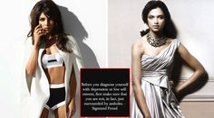 Bollywood actress Priyanka Chopra is in the gossip mills again for indirectly taking a subtle dig on her Bajirao Mastani co-star Deepika Padukone's mental depression.  To get latest news updates of bollywood click here : www.biscoot.com