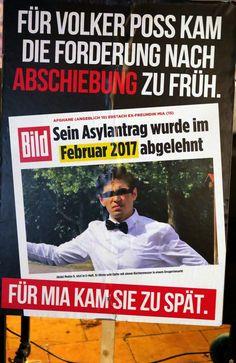 #Justizreport: #Tötungsdelikt in #Kandel – #Anklage wegen #Mordes #erhoben! › behoerdenstress Justiz, Stress, Baseball Cards, Newspaper Headlines, Psychological Stress