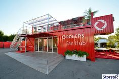 Container Entertainment Structures - Google Search