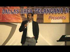 Part 26 : Rajnikanth Yerrapalli giving vote of thanks at DATA Celebrations 2014.::