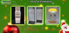 DICIEMBRE de PROMOCIONES Y DESCUENTOS en la venta de exhibidores para su negocio! Contáctenos: Visite nuestra web: http://maplasa.com/productos/ventadevitrinas/VentadeVitrinasyExhibidoresdeAcrilicoenChihuahua.php#Exhibidores O llámenos al número: +52(614) 410-5822