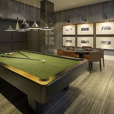 Create the Perfect Bar in Your Own Home Today - Man Cave Home Bar Billards Room, Pool Table Room, Game Room Basement, Game Room Design, Man Cave Bar, Entertainment Room, Bars For Home, Ikea, Decoration