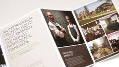 Wivenhoe House hotel brochure
