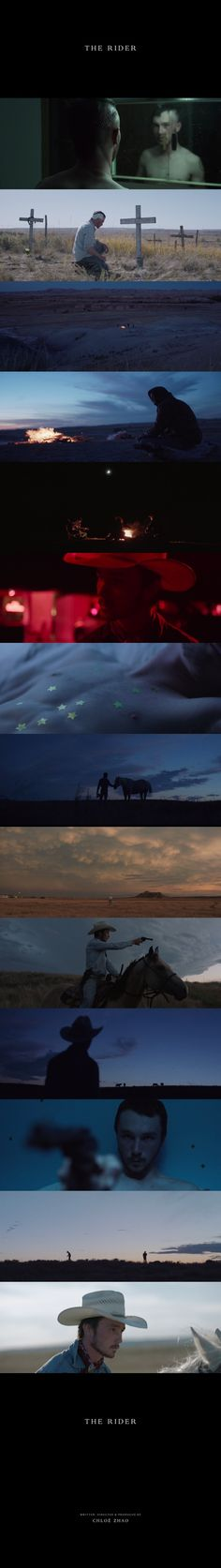 The Rider // Directed by Chloé Zhao // Cinematography Joshua James Richards Cinematic Photography, Film Photography, Cinema Movies, Film Movie, Cinematic Lighting, Documentary Filmmaking, James Richards, Joshua James, Light Film