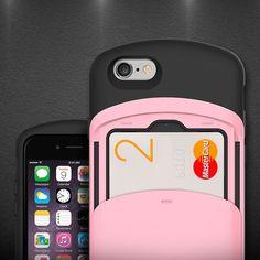 Amazon.co.jp: iPhone 6S Plus /6 Plus ケース MATCH4 Capsule Card (マッチ カプセルカード)- カード1枚収納可能 (ミント): 家電・カメラ