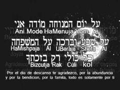 TECNICA KABALISTICA PARA BAJAR BENDICION. Tzadik Freije - YouTube