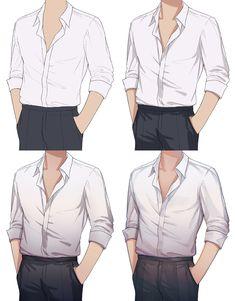 "SOLRAKA🌸솔라카 on Twitter: ""How to Draw Shirts… """