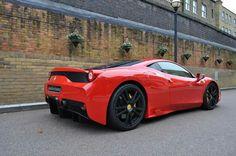 Ferrari 458..
