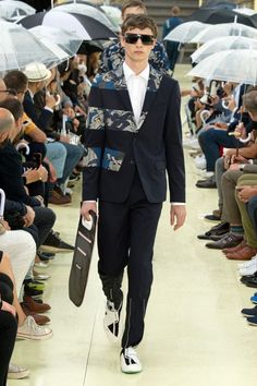 I love the sneakers and the jacket! Kenzo Spring/Summer 2015 Collection - Kenzo Collections