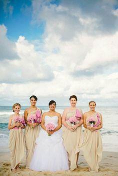VINTAGE HARAH WHITE/IVORY FORMAL/WEDDING CHIFFON MAXI  DRESS 6-8-10 -12-14-16