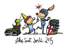 100 Ideas De Sant Jordi Jordi Manualidades Sant Jordi Rosa Sant Jordi