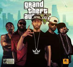 Para dar autenticidade e trazer uma emoção maior a Grand Theft Auto V, a Rockstar pediu a gangsters reais para gravarem algumas gta-v-gangstersfalas para o jogo, revelou o produtor numa conversa com a radio WGNRadio.