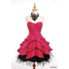Betsey Johnson dresses- all her stuff is so fun, i would love to wear something like this to a party for once