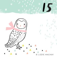 dottywrenstudio: advent...day 15