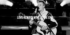 """ Justin Bieber - One Love Manchester """