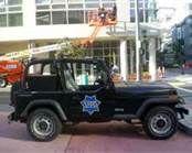 """The SFPD """"JEEP"""""""