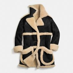 The Shearling Coat from Coach