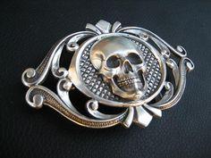 Deadmans belt buckle by flintlockprivateer on DeviantArt
